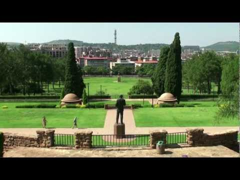 Short visit of Pretoria (South Africa)