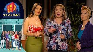 Vecinos, Capítulo 13: ¿Silvia embarazada? | Temporada 6 | Distrito Comedia