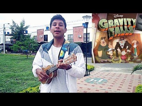Gravity Falls Intro - UKULELE COVER
