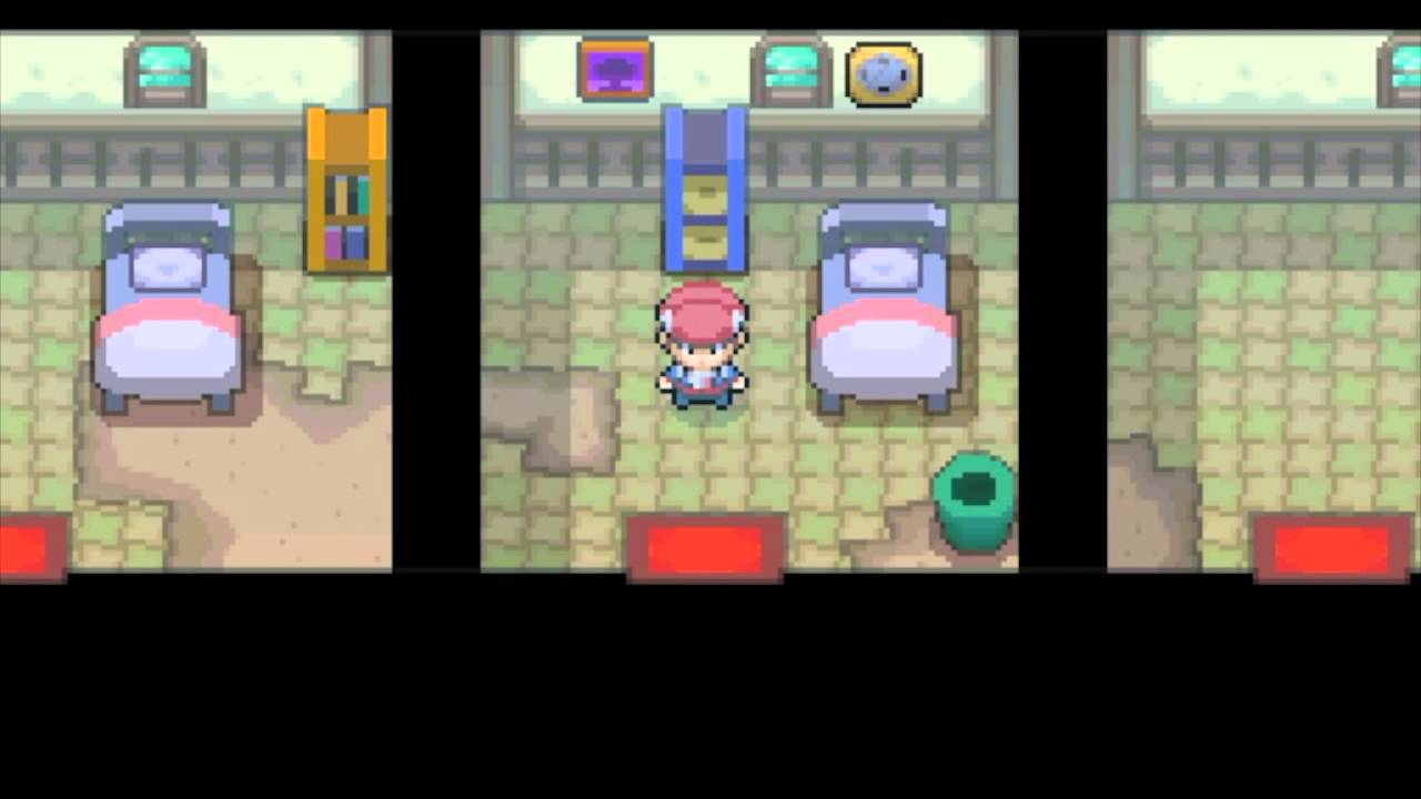 Pokemon Platinum HOW TO CATCH GENGAR + all The Items In ...