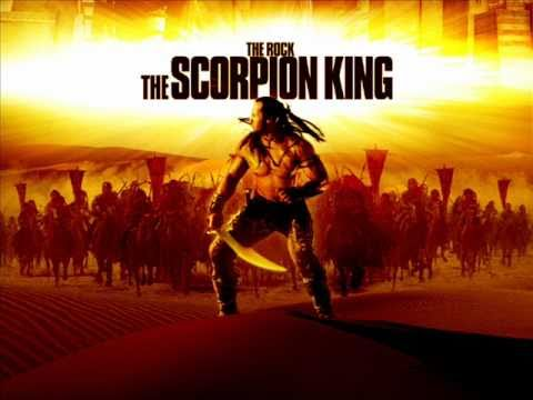 the scorpion king ost - soundtrack - music 2002 ♥♥♥