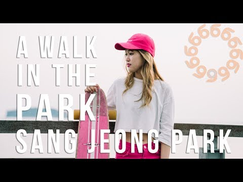 Orangatang Wheels | A Walk in the Park with Sang Jeong Park