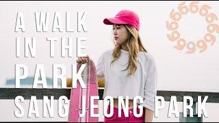 Orangatang Wheels   A Walk in the Park with Sang Jeong Park