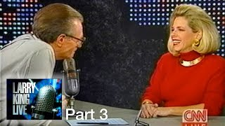 Larry King Live (Part 3) Interview with Gwen Shamblin | Weigh Down