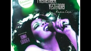 Donna Summer - I Remember Yesterday (Radio Edit)