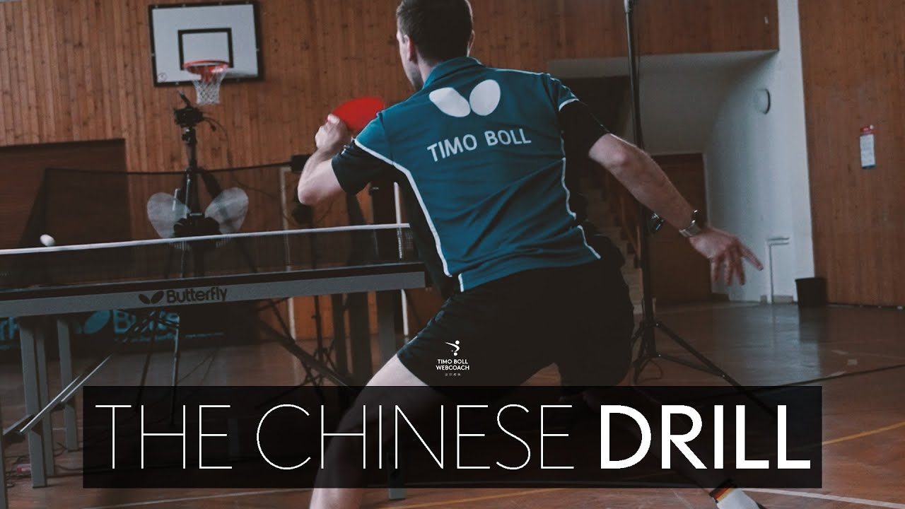 The Chinese Drill