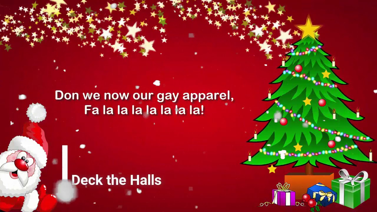 Villancicos En Ingles Para Disfrutar En Navidad Lyrics Youtube