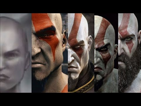 The Journey of Kratos | God of War: Countdown to Launch (GOD OF WAR STORY SO FAR)