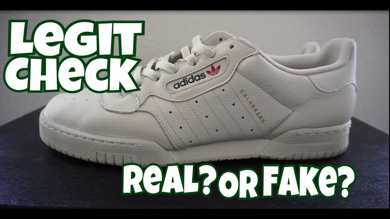 c6a1275f3 HOW TO TELL IF YOUR YEEZY POWERPHASE CALABASAS ARE REAL OR FAKE ...