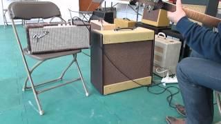 Tweed Bandmaster 5E7 en 6V6 HP 15