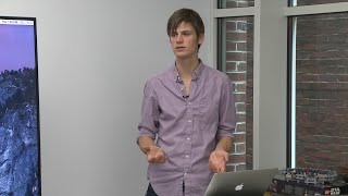 Awesome iPhone Apps with Objective-C by Zack Chauvin