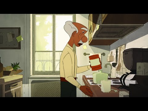 MEMO | Animation Short Film 2017 - GOBELINS