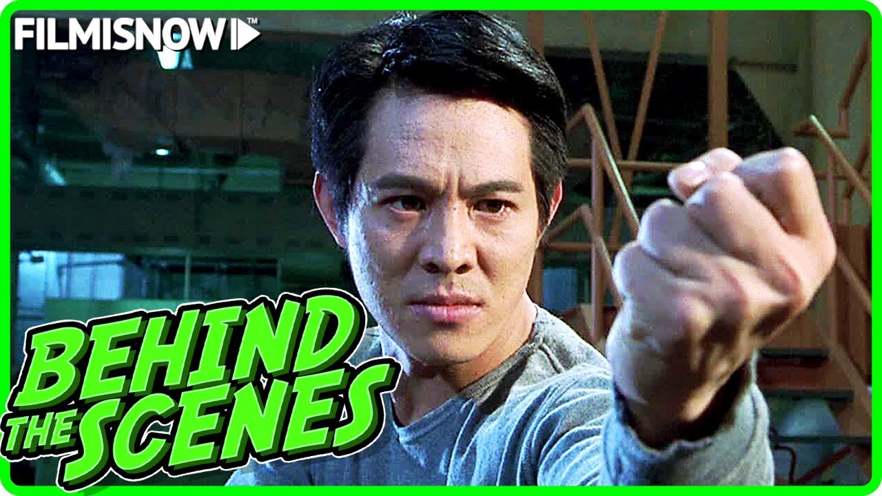 THE ONE (2001) | Behind The Scenes of Jet Li Action Movie