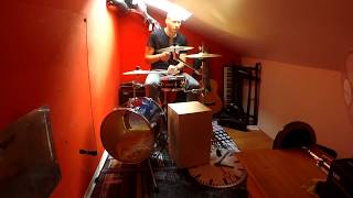 5 Seconds of Summer - Yougblood - Drum Cover