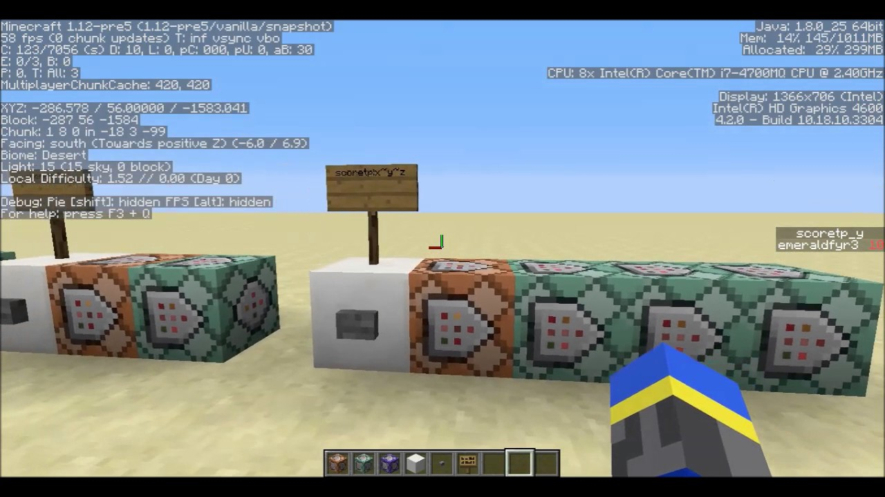 Function Teleport To Scoreboard Values Minecraft YouTube - Minecraft teleport player to entity