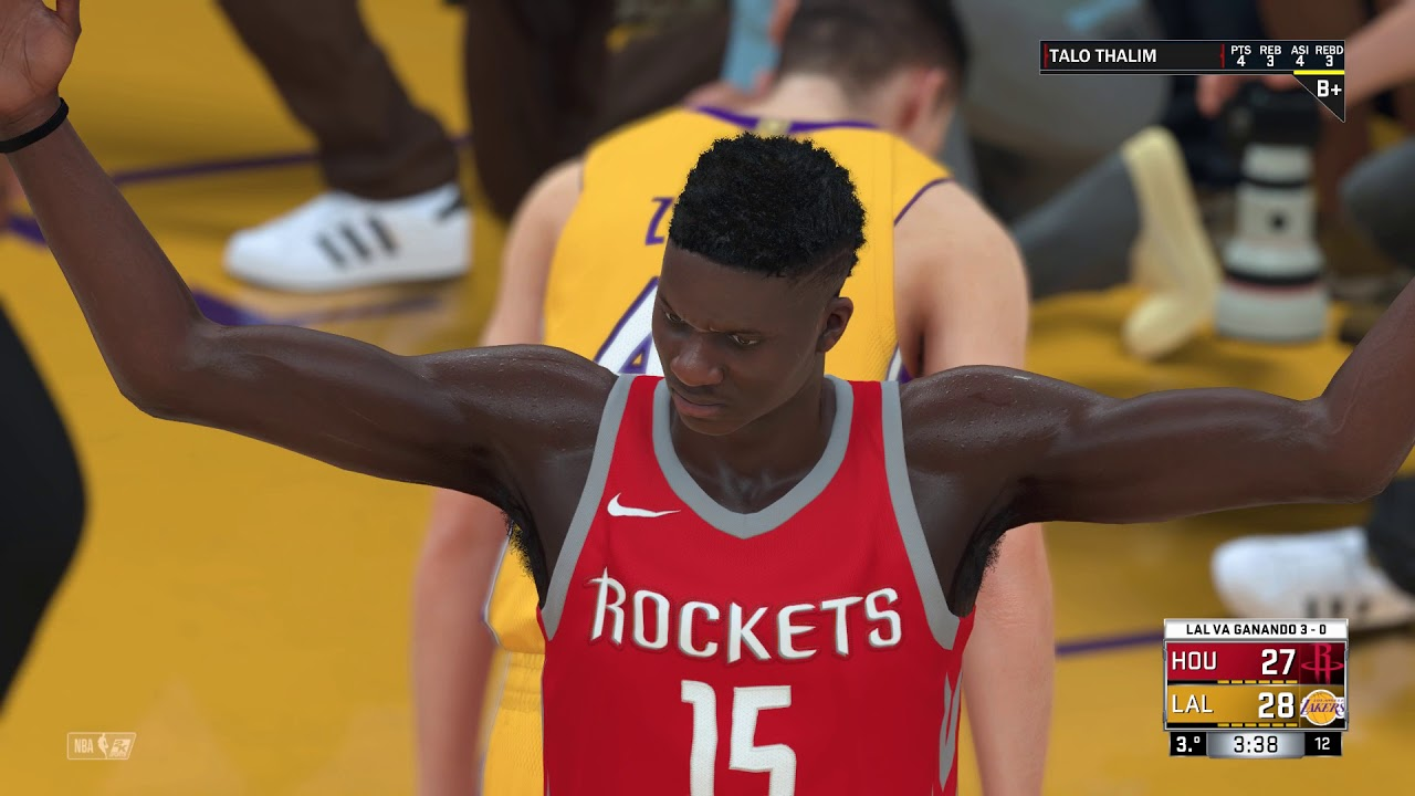 NBA 2K18 Mi carrera 191 Playoffs 2020-21 - YouTube