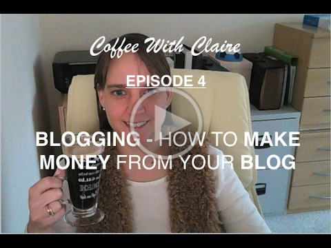 Blogging how to make money from your blog | How do blogs make money
