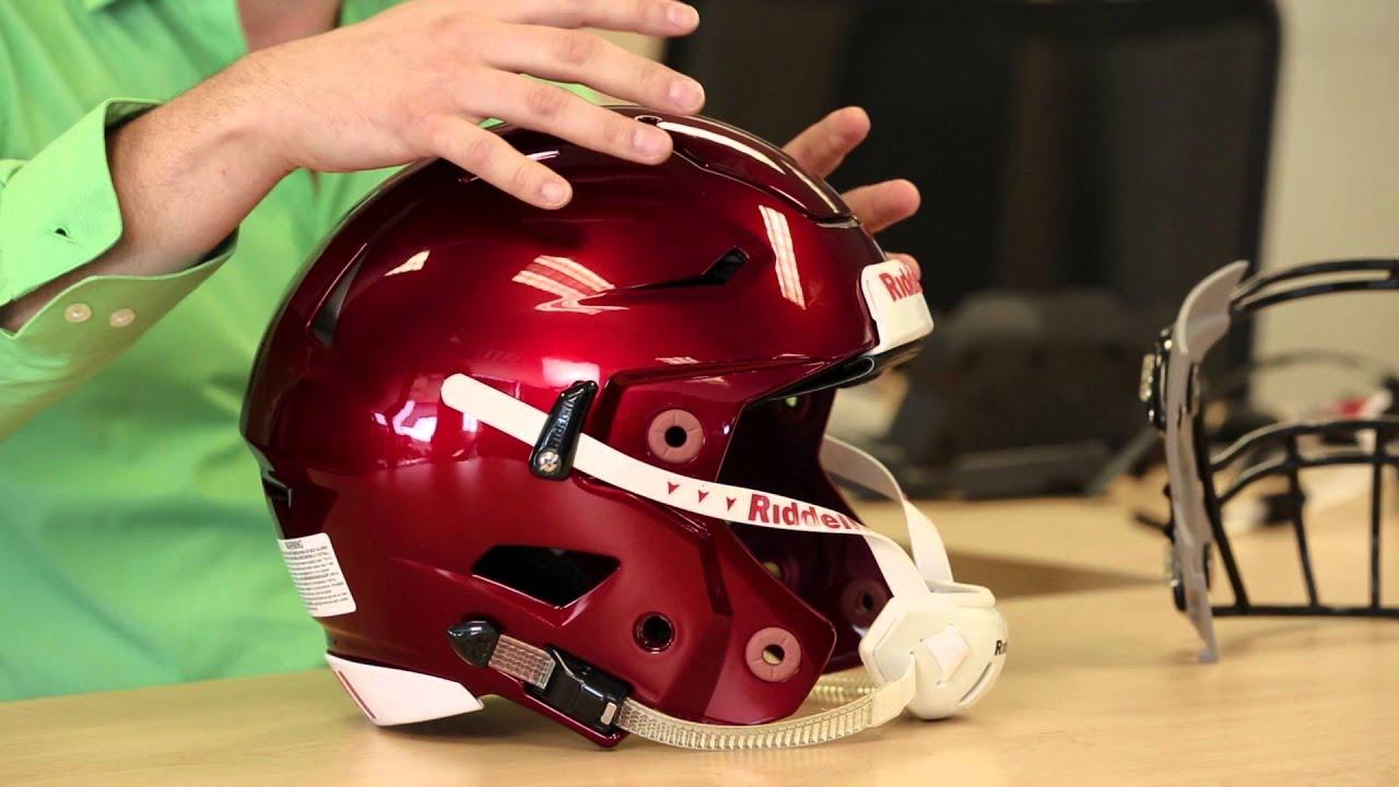 The Modern Football Helmet Youtube