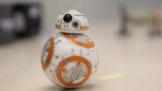 В BB-8 Droid і сферо чинності групи - Руки на огляд і анбоксинг