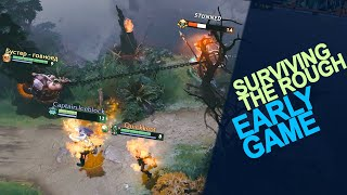 Turning Around a Rough Early Game  [Storm PoV] | Analysis | Dota 2 Guide