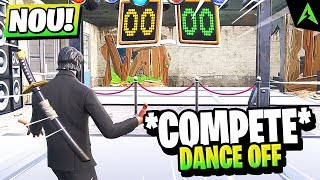 """""""Compete in a Dance Off at an Abandoned Mansion"""" - LOCATIA *SEZONUL 7* IN FORTNITE.."""