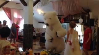 Белый Медведь отжигает на свадьбе!