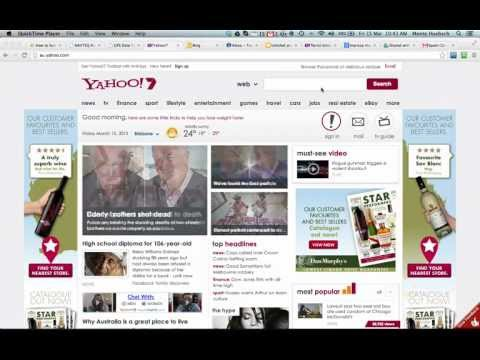 Yahoo/Bing Australia