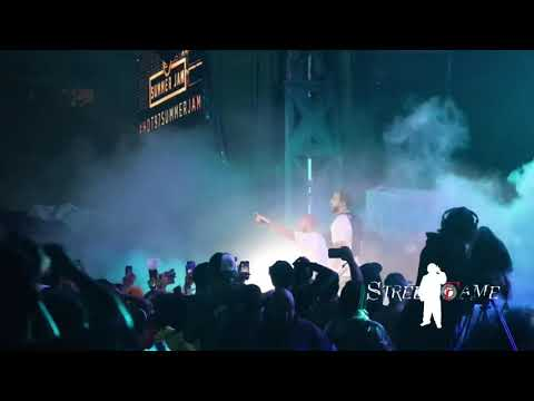 French Montana Brings Out Bobby Smurda Live Concert Summer Jam 2021