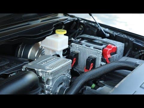 2019 Ram 1500 eTorque mild hybrid system