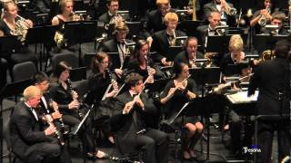 UNC Wind Ensemble - Procession of the Nobles by Nicholai Rimsky-Korsakov, arr. Leidzen