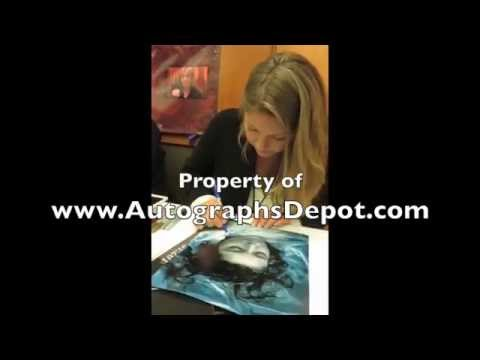 Sheryl Lee private autograph signing in Seattle '15