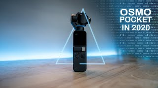 The DJI Osmo Pocket in 2020. Is it worth it? Osmo Pocket 2???
