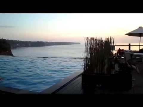 Sunset Klapa Resto Pecatu Indah Resort Bali Indonesia Youtube