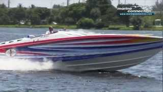 2005 Cigarette 42X, Triple Mercury Racing 525 Boat for Saleby Marine Connection Boat Sales