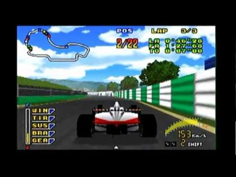 f1 pole position 64 n64 gameplay with commentary youtube. Black Bedroom Furniture Sets. Home Design Ideas
