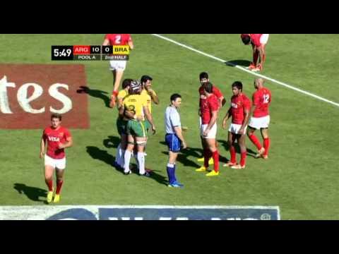 Emirates Airline Dubai Rugby Sevens 2014 - Brazil vs Argentina