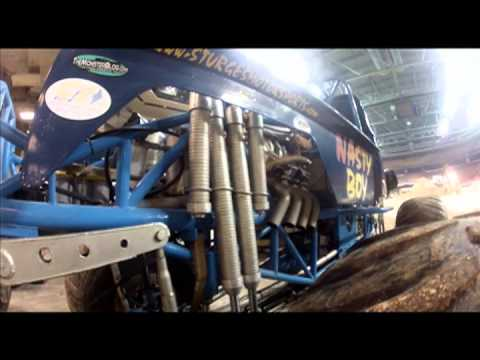 Maverik Center Monster Truck