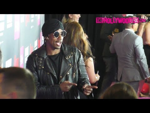 Nick Cannon Arrives To The Floyd Mayweather Vs. Conor McGregor Boxing Match In Vegas 8.26.17