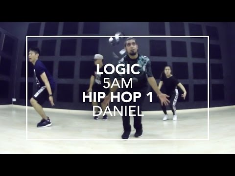 Logic (5AM)   Daniel Choreography - YouTube