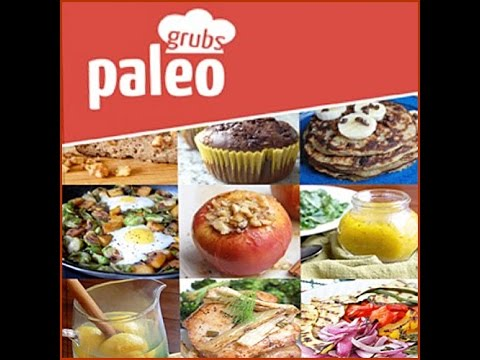Paleo grubs book 470 paleo recipes in 17 categories youtube paleo grubs book 470 paleo recipes in 17 categories forumfinder Choice Image