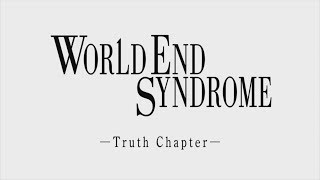 [ WORLD END SYNDROME ] True Ending (Nintendo Switch)