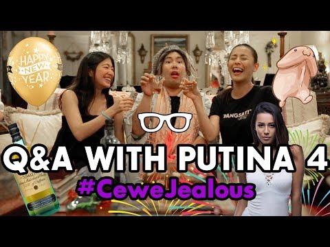 #CeweJealous: Q&A w/ Putina New Year Edition (feat. Nina Kozok)