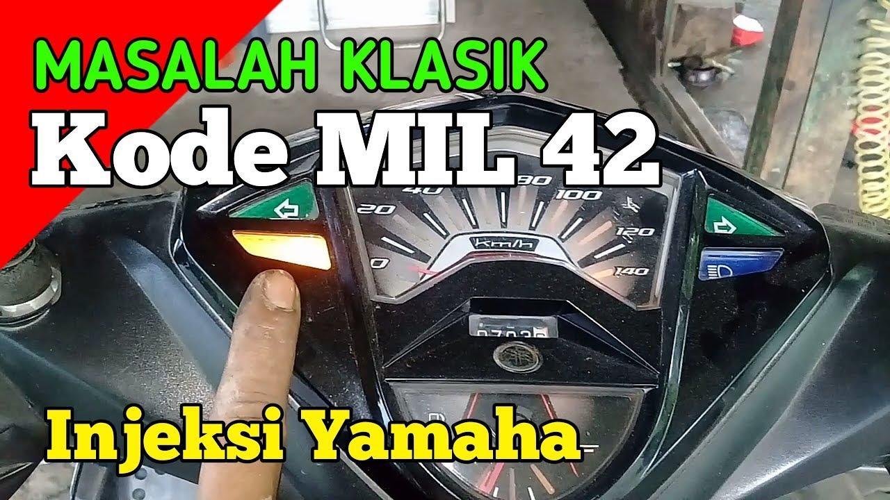 Hubungan Kabel Speedometer Dengan Ecm Yamaha Kode Mil 42 Speed Sensor