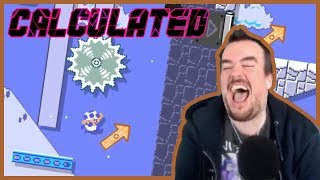 Wacky Waving Inflatable Arm Mario Man - Awesome Levels 6 - Awesome Mario Maker 2 Levels