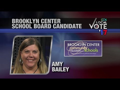 Candidate profiles: Amy Bailey