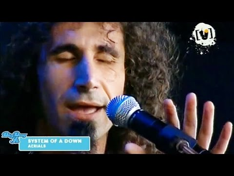 System Of A Down  Aerials 【Big Day Out  60fpsᴴᴰ】