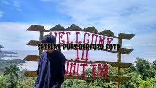 BUKIT TAS ,Desa lubuk, KUNDUR, KEPRI, INDONESIA