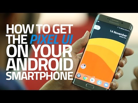 How to Get Pixel UI on Any Android Smartphone