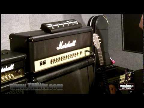 WINTER NAMM 2010 - MARSHALL | JMD-1 | AMP DEMO ROOM (Part 1)