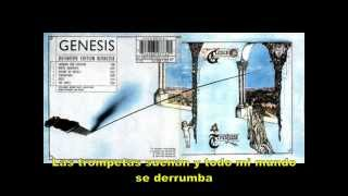 visions of angels- genesis trespass (subtitulos en español)